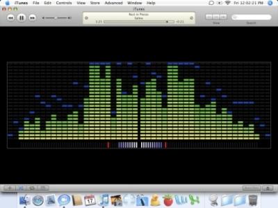 iTunes Visualiter